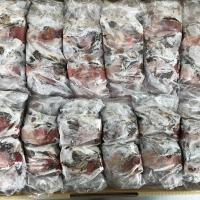 冷凍ウズラ 冷凍処理済みウズラ5羽×12袋 箱詰めの販売情報イメージ4