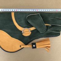 エガケ・グローブ SKF-254 グリーン×オレンジ(S)の販売情報イメージ1