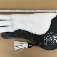 エガケ・グローブ SKF-003 ブラック×ホワイト(L)の販売情報イメージ2