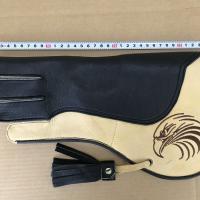 エガケ・グローブ SKF-001 イエロー×ブラウン(L)の販売情報イメージ2