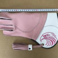 エガケ・グローブ SKF-0016 ホワイト×ピンク(S)の販売情報イメージ2