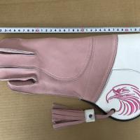 エガケ・グローブ SKF-0016 ホワイト×ピンク(L)の販売情報イメージ2