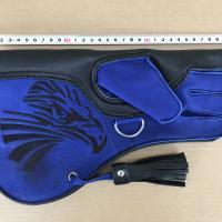 SKF-0024 ブルー×ブラック(S)イメージ