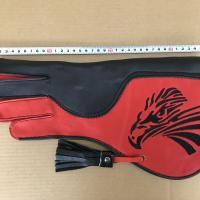 エガケ・グローブ SKF-0017 レッド×ブラック(L)の販売情報イメージ2