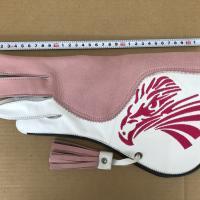 エガケ・グローブ SKF-0022 ホワイト×ピンク(S)の販売情報イメージ2