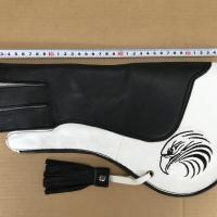 エガケ・グローブ SKF-004 ホワイト×ブラック(L)の販売情報イメージ2